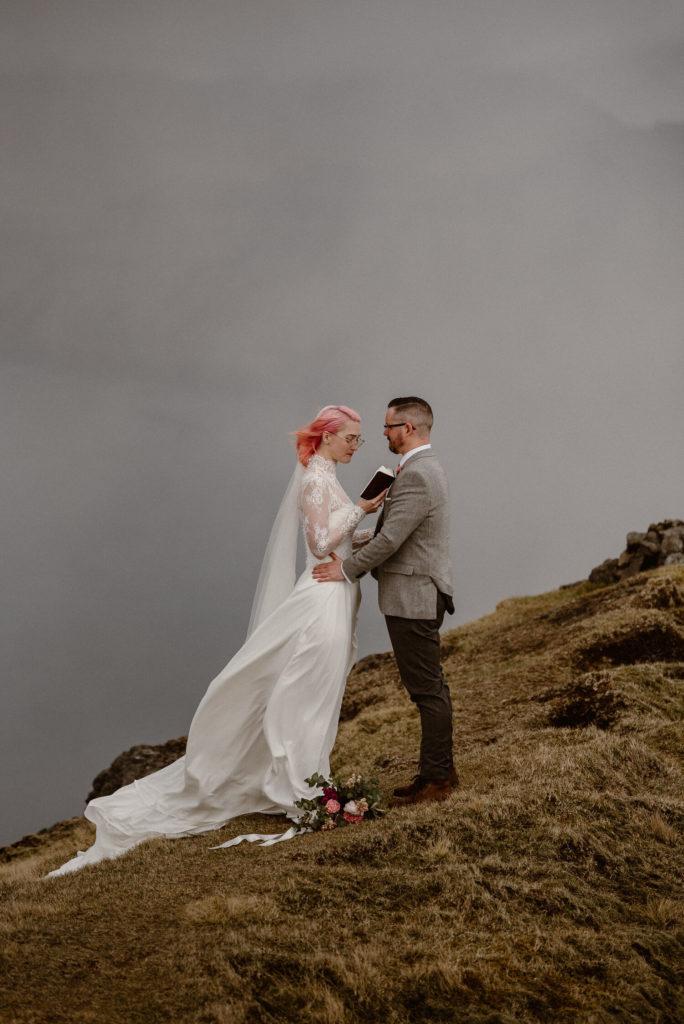 Elaura & Daryn elopement on May 19th, 2019